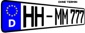 Zulassungsstelle HH Kfz Abmeldung Hamburg