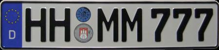 HH MM 777.